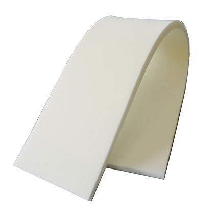 FTM - Planchas de gomaespuma para banco (200 x 40 x 4 cm ...