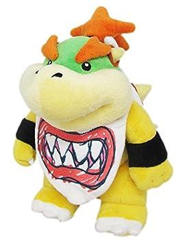 """Peluche – Nintendo – Bowser Jr. 9 """"suave muñeca juguetes nuevos regalos 1424"""