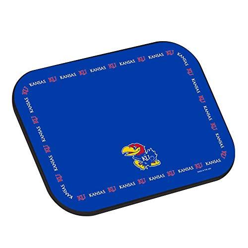 Master Strap NCAA Collegiate Placemats - Kansas Jayhawks - Set of 4 (Jayhawks Mat Kansas)
