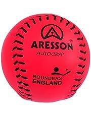 Aresson Autocrat - Pelota de rounders (19,5 cm), rosa