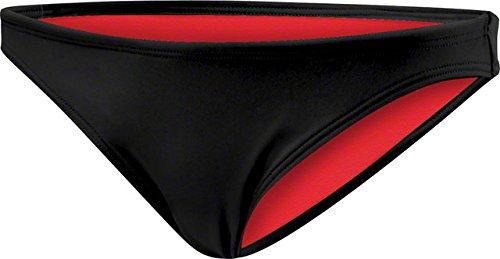 TYR Women's Solid Micro Bikini Bottom Black Small ()