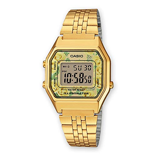 Casio Collection Women's Watch LA680WEGA-9CEF