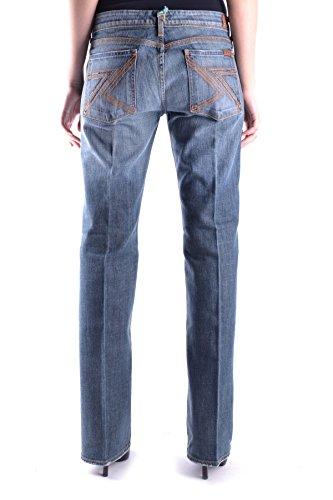 Azzurro Jeans Mcbi004016o Mankind All Donna For Cotone 7 FqBaxCwB