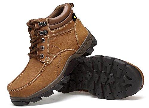 Botas de cordones originales para hombres con botas de desierto y cachemira al aire libre 44