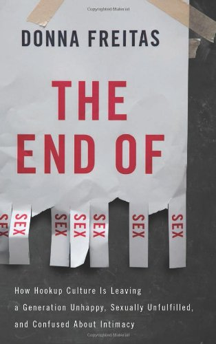 book cover of The End of Sex