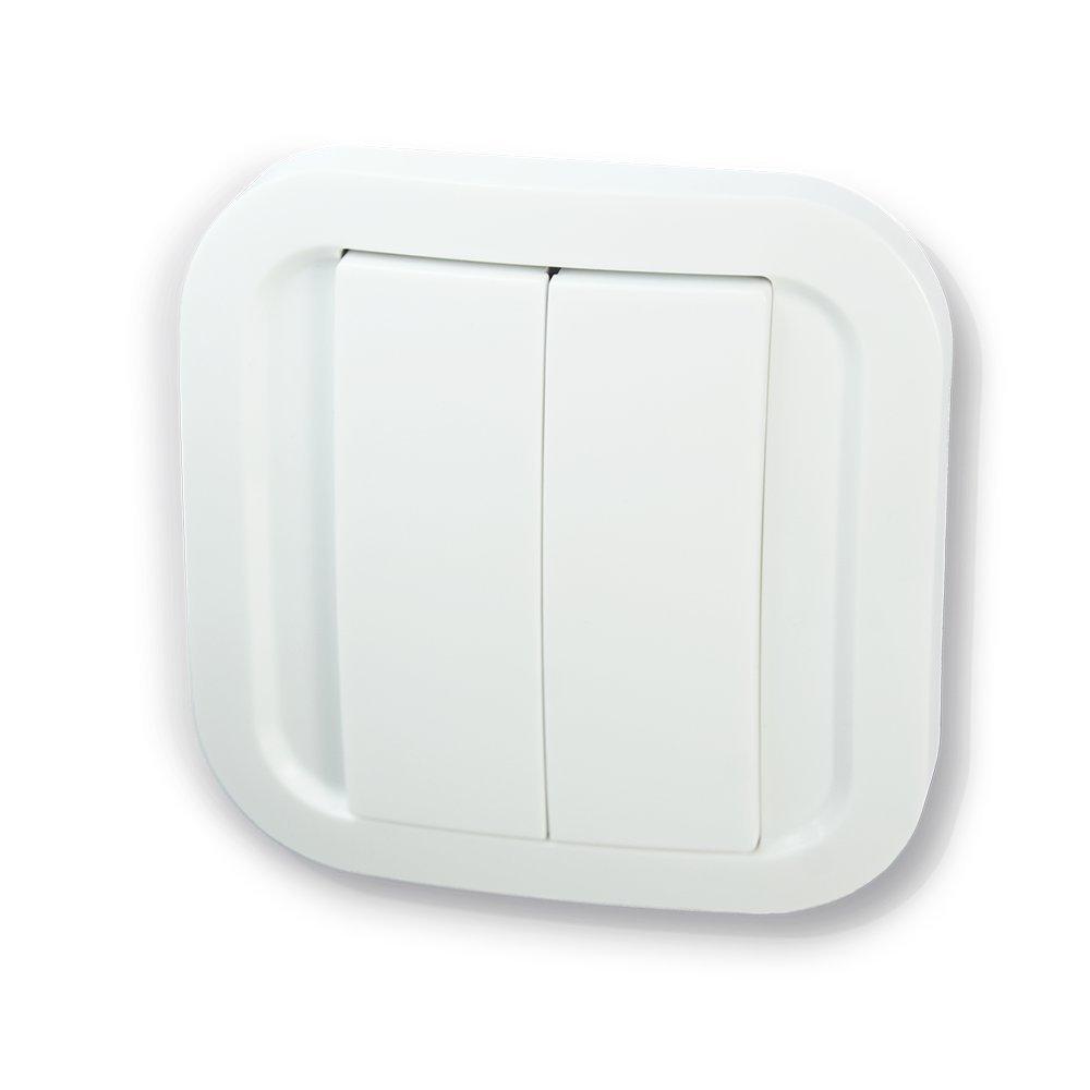 Philips Hue Interrupteur NodOn sans Pile variateur de lumi/ère
