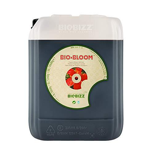 Biobizz - Fertilizzante che intensifica la fioritura, Bio Bloom, 5 L