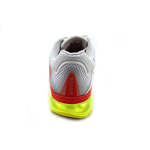 Nike Tr 180 Grå / Rød / Volt 016-pr Platin / Hvid-hyper Rd-vlt 3cO0R2Cr4U