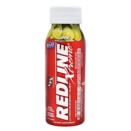 Vpx Redline Xtreme, Lime, 24 Count