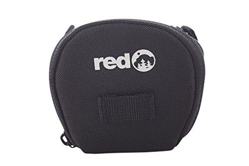 Red Cycling Products Saddle Bag Satteltasche L schwarz 2017 Fahrradtasche