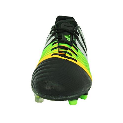 adidas Nitrocharge 1.0 FG, Scarpe Sportive, Uomo Nero
