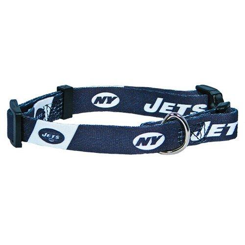 Hunter MFG New York Jets Dog Collar, Medium