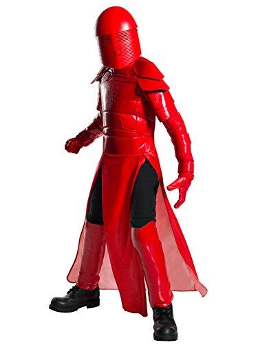 Rubie's Star Wars Episode VIII: The Last Jedi, Child's Super Deluxe Costume Praetorian Guard, Large]()