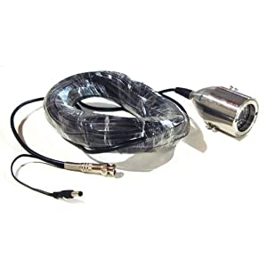 Underwater Camera with Infrared LEDs Metal Construction Heavy Duty
