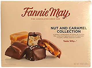 product image for Fannie May Nut and Caramel Collection Chocolate Candy (14 Oz. Box)