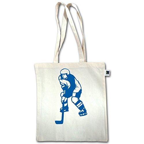 Hockey Su Ghiaccio - Hockey Su Ghiaccio - Unisize - Natural - Xt600 - Manico Lungo In Juta Bag