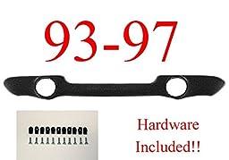 93-97 Ranger Valance W/ Fog Light Holes, W/ Hardware
