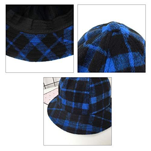 per anni Hat 6 bambini 3 Winter Black Autumn Blue Aisi qt60pp