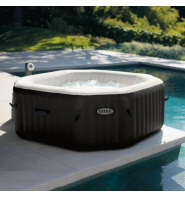 INTEX SPA Hinchable Pure SPA chorros y Burbujas 6 plazas ...