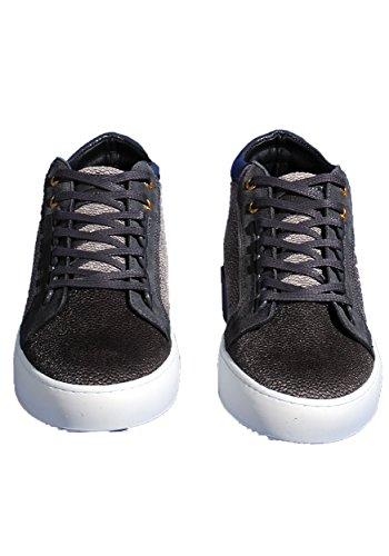 Android Homme 628436664347, Lord Sneaker Grau Grau Grau