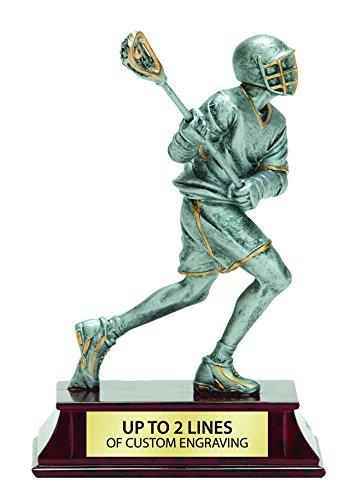 Lacrosse Elite Resin Male (Lacrosse Trophy)