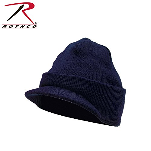 Rothco Deluxe Acrylic Jeep Cap, Navy Blu - Acrylic Jeep Cap Shopping Results