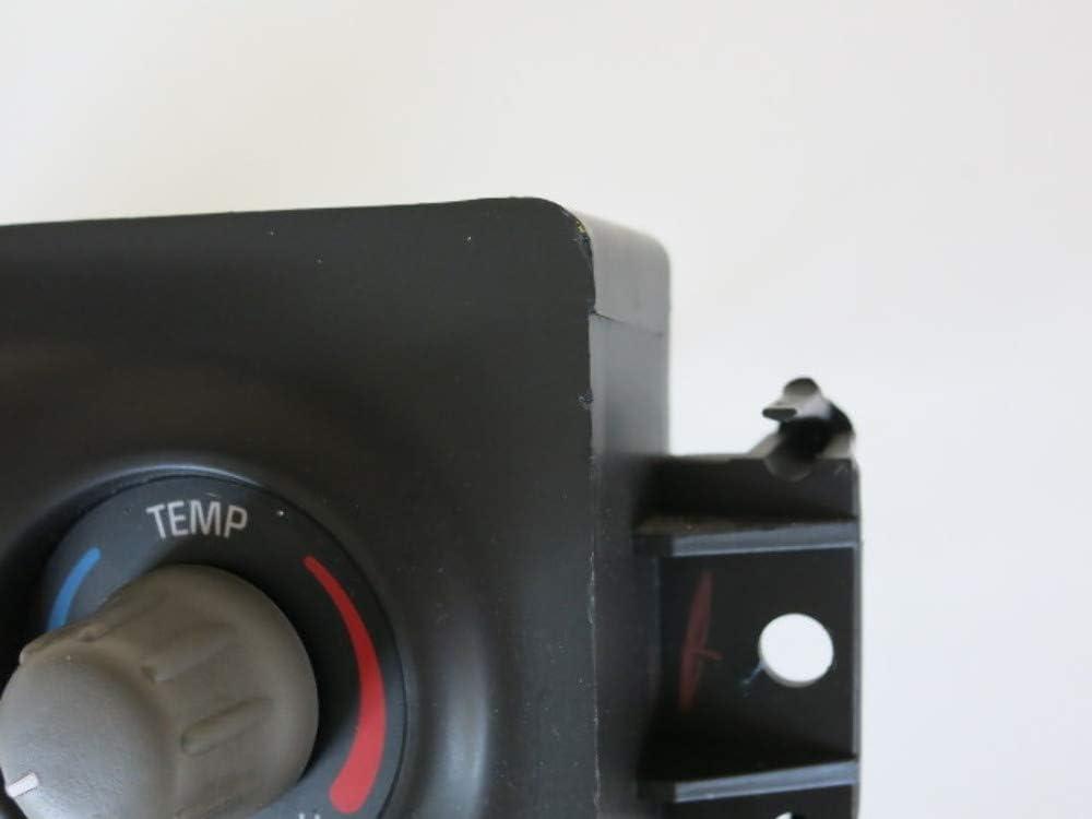 Pontiac 00-04 Bonneville Climate Control Panel Temperature Unit A//C Heater