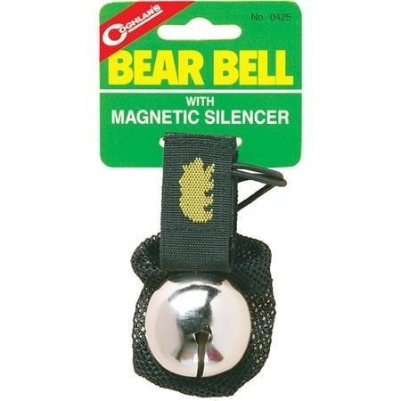 Bear Bell w/ Silencer 2 Pack