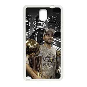 san antonio spurs Tony Parker Phone Case for Samsung Galaxy Note3 Case