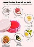 Lip Scrub, (Peach) Lip Scrubs Exfoliator