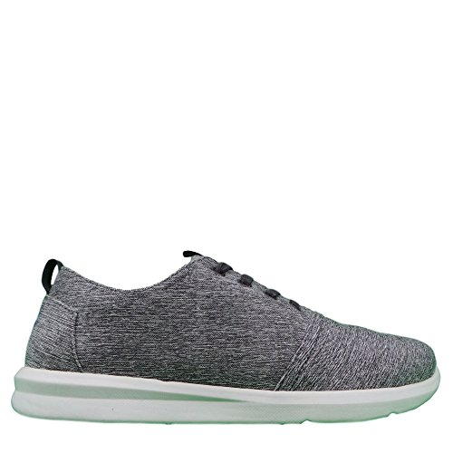 Toms Mens Del Rey Sneaker (8 D(M) US, Forged Iron Grey Sp...