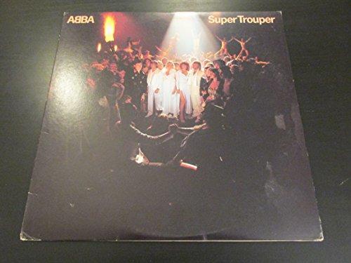 (Super Trooper Abba , Vinyl lp)