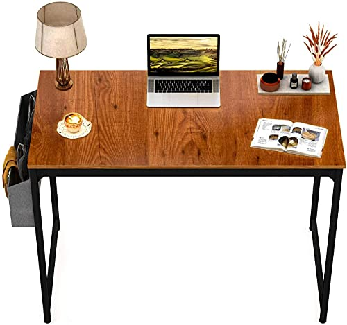 STAR WORK Computer Desk Study Writing Table for Home Office.