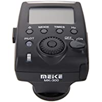 MeiKe® MK-300 MK300 LCD i-TTL TTL Speedlite Flash Light w/ Mini USB Interface on Nikon