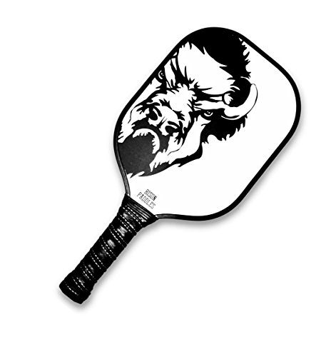 Bison Paddles Bison Paddles - PREMIUM USAPA Approved Pickleball Paddle | Graphite + PP Honeycomb Core price tips cheap