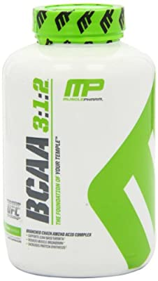 Muscle Pharm BCAA 3:1:2 Capsules