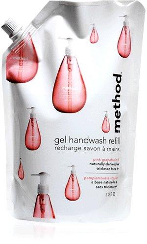 Method MTH00655 - Gel Hand Wash Refill