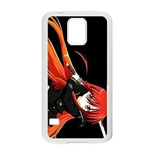 Samsung Galaxy S5 Cell Phone Case White shakugan no shana 020 JSY4193915KSL