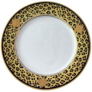 Lynn Chase Designs Amazonian Jaguar Bread And Butter Plate 6.5 Inch Dinnerware  sc 1 st  Amazon.com & Amazon.com: Lynn Chase Designs Amazonian Jaguar Bread And Butter ...