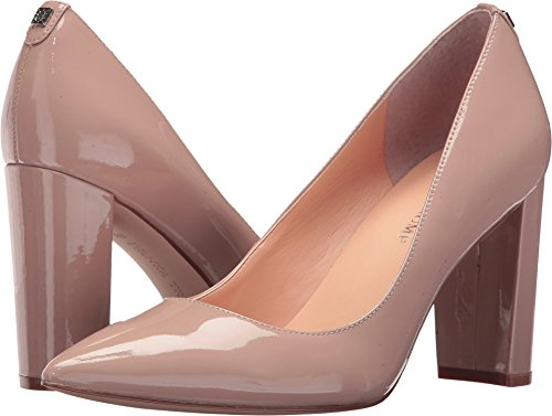 Ivanka Trump Women's Katie Light Natural New Patent Leather 6 M US M