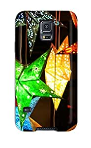 Hard Plastic Galaxy S5 Case Back Cover,Hot Selling Holiday Christmas Case At Perfect Diy