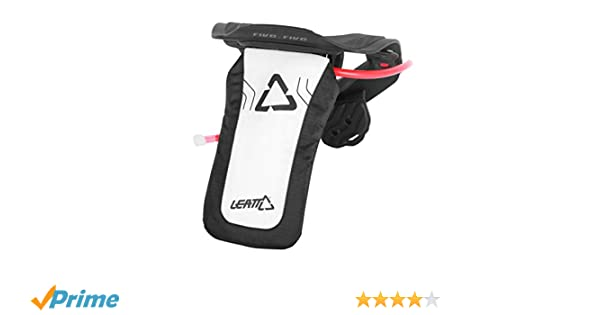 Leatt 7015100100 SPX Handsfree Hydration Pack Black/White/Red 0.5 Liters