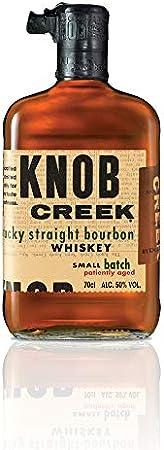 Knob Creek Kentucky Straight Bourbon Whisky Small Batch, 50% - 700 ml