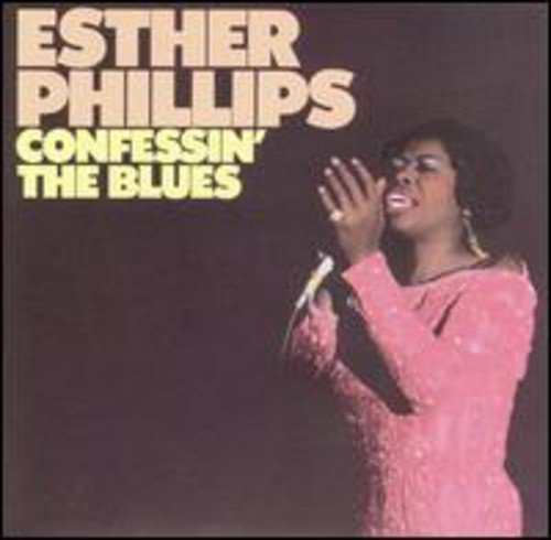 CD : Esther Phillips - Confessin The Blues (United Kingdom - Import)
