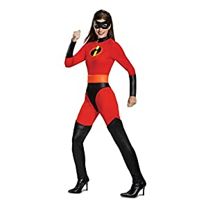 Disguise Womens Mrs Incredible Classic Adult Costume