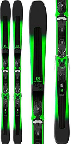Salomon XDR 78 St Skis w/Mercury 11 Bindings Mens
