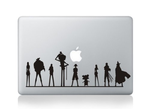 Price comparison product image Anime Macbook Decals Macbook Pro Decal Stickers Mac Air for Apple Macbook