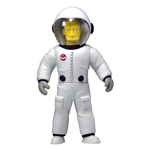 "NECA Simpsons 25th Anniversary Series 4 Buzz Aldrin 5"" Celebrity Action Figure"