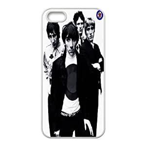 High Quality Phone Back Case Pattern Design 2Popular Music Band THE WHO Series- For Apple Iphone 5 5S Cases