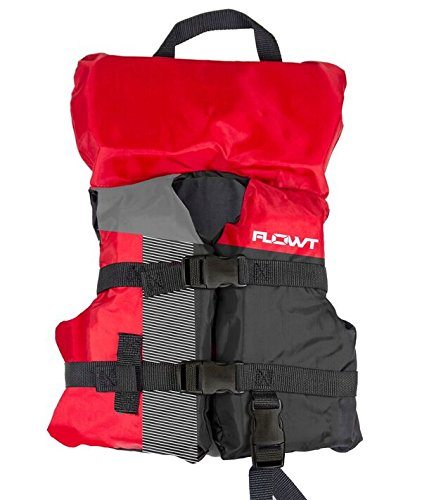 (Flowt Multi Sport 40302-2-INFCLD Multi Sport Life Vest, Type II PFD, Infant / Child, Fits 0 - 50 lbs)